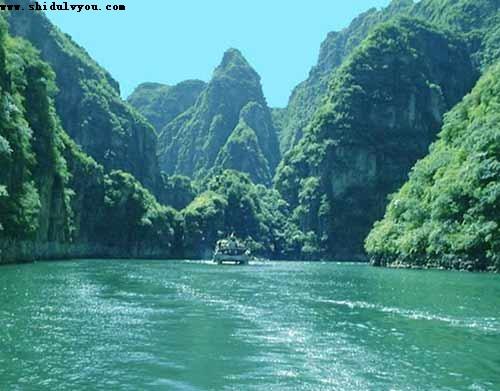 延庆龙庆峡风景区