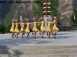 民族园民族舞