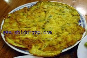 十渡香椿摊鸡蛋