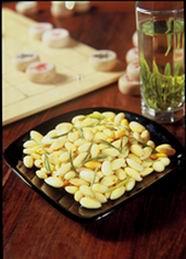十渡野三坡土特产:杏仁